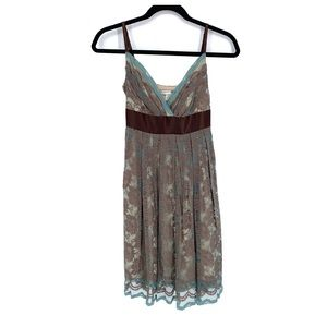 Necessary Objects Vintage Inspired Lace Dress